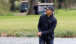 Obamův golfový víkend stojí $3.6 milionu